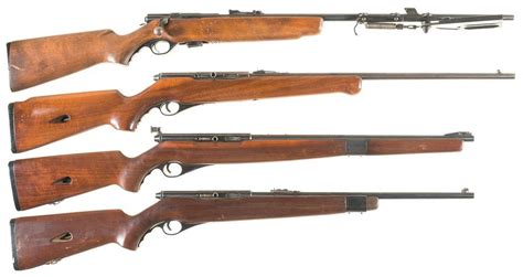 Mossberg O F & Sons Inc - 42-Rifle Firearms Auction Lot-5443