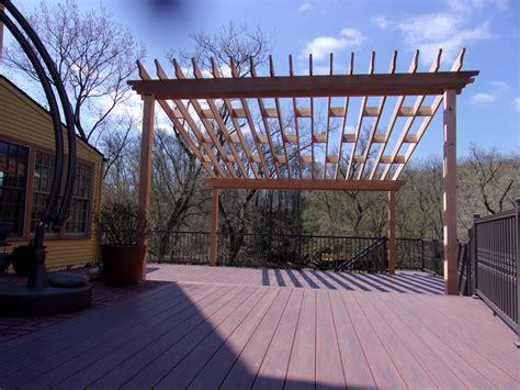 Low Wood Deck