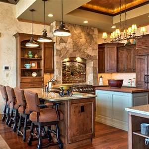 29, Easy, Rustic, Style, Lighting, Plans, To, Complete, The, Kitchen, In, A, New, Loft