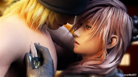 All The Final Fantasy Xiii Digital Cuddling You Can Handle