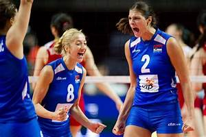 Women's Volleyball: 2012 European Olympic Qualification ...