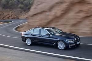 Nouvelle BMW Série 5 : la voiture du patron (bonus: Caradisiac a pu prendre place à bord)