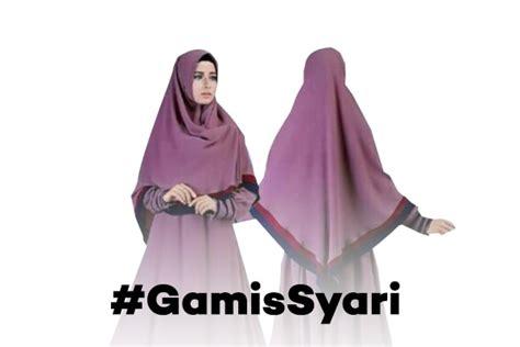 jual baju muslim wanita model terbaru lazadacoid