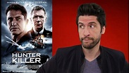 Hunter Killer - Movie Review - YouTube
