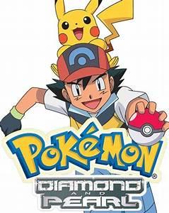 Pokemon: Diamond and Pearl with Ash and Pikachu ...