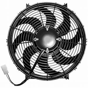 New From Summit Racing Equipment  Maradyne Electric Fans