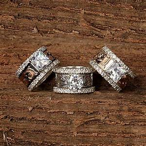 11 best stuff to buy images on pinterest cowgirl wedding With western wedding ring sets