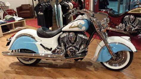 2015 indian motorcycles classic custom powder blue white paint eye indian