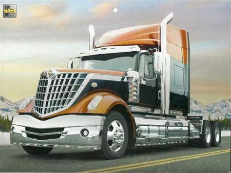 images  trucks conventional  pinterest