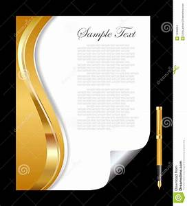 Gold And White Abstract Background Stock Images - Image ...