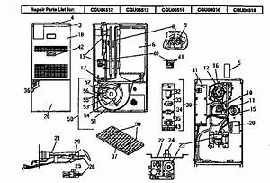 Coleman Evcon Furnace Wiring Diagram Wiring Diagram Manual