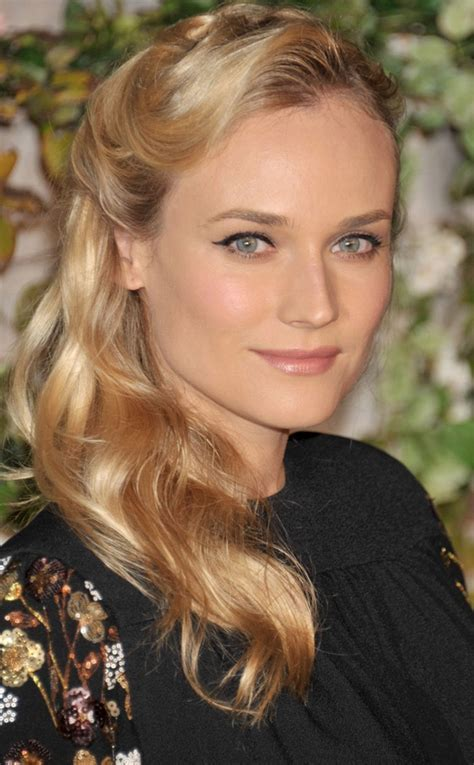 Diane Kruger Hair Color   Hair Colar And Cut Style