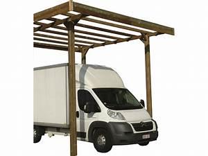 Carport 3 X 4 : carport base 3 x 5 hauteur 4 m trait autoclave 82005 ~ Whattoseeinmadrid.com Haus und Dekorationen