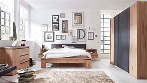 Schlafzimmer Günstig : interliving schlafzimmer serie 1005 bett modern ~ Pilothousefishingboats.com Haus und Dekorationen