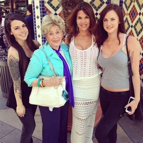 rhoc star lynne curtins daughters alexa  raquel