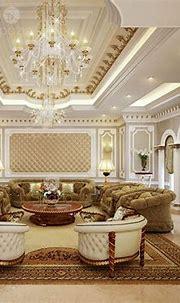 Luxury palace interior design in the UAE | Luxury house ...