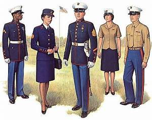 PlateIV Enlisted Dress Uniform - Uniforms of the United ...