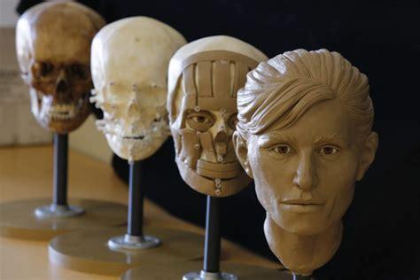 forensic art forensic facial reconstruction sculpture