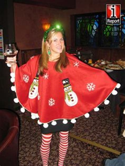 christmas tree sweater costume 1000 ideas about christmas costumes on santa 2369