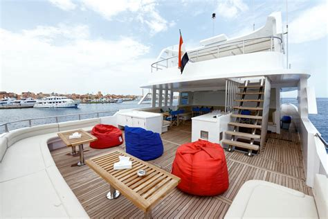 My Blue Pearl • Red Sea Liveaboards