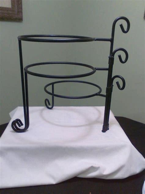 longaberger wrought iron holder  sale classifieds