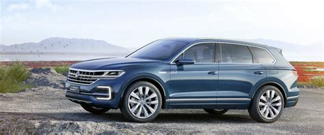 Volkswagen T-prime Suv Concept Has 375 Hp, 516 Lb-ft Of Torque
