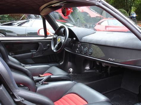 F50 Interior by Salon Priv 233 2010 Picture Gallery By Car Magazine