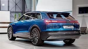 Audi E Tron : audi to begin production of electric suvs in brussels by ~ Melissatoandfro.com Idées de Décoration