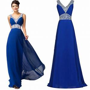 women formal long ball dress prom evening party cocktail With womens cocktail dresses for weddings