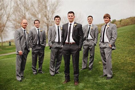Need Opinon On Groom + Groomsmen Suits *photos And Poll