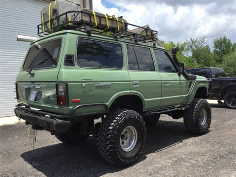 1984 Toyota Land Cruiser by 1984 Toyota Landcruiser Fj60 One Of A For Sale