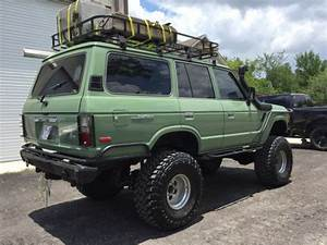 1984 Toyota Landcruiser Fj60 One Of A Kind  For Sale