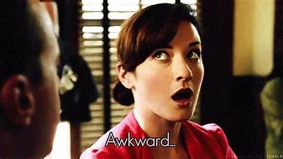 Margo Harshman Awkward Gifs Reaction Embarrassed Too