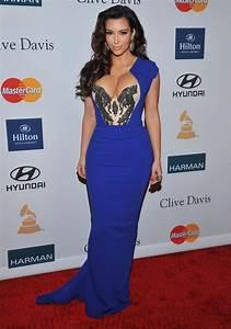 Bombesque la robe de kim kardashian a la soiree des for Robe de kim kardashian