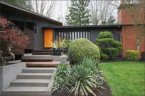 Painting mid century modern home exterior paint colors for Mid century modern home exterior
