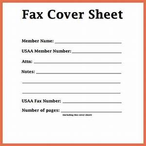fax cover sheet example bio example With autobiography cover page template