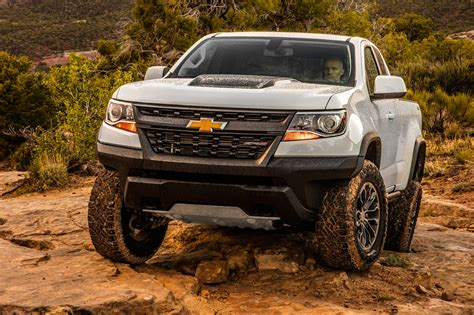 Maybe you would like to learn more about one of these? 2019 Chevrolet Colorado ZR2 Review: Capable—and Safe, Too ...