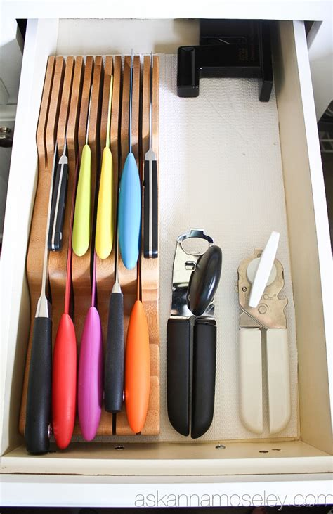 Organize Kitchen Knives by How To Organize Kitchen Knives Ask