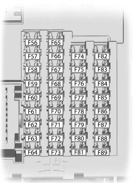 ford focus mk3 od 2010 roku bezpieczniki schemat wersja eurpejska auto genius