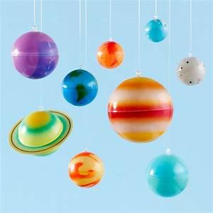 Sarah Smiles: Solar System Mobile