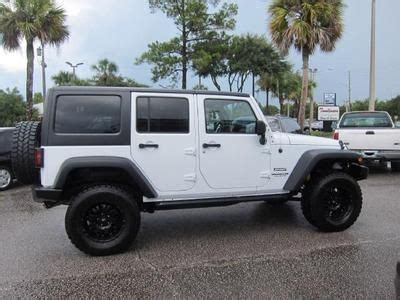 lifted jeep nitro find used unlimited 4x4 lifted pro comp lift kit arb front