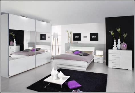 Komplett Schlafzimmer Weiss Hochglanz Schlafzimmer