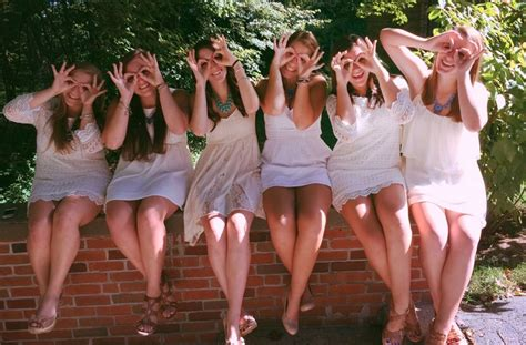 Total Sorority Move The 6 Types Of New Members In Every