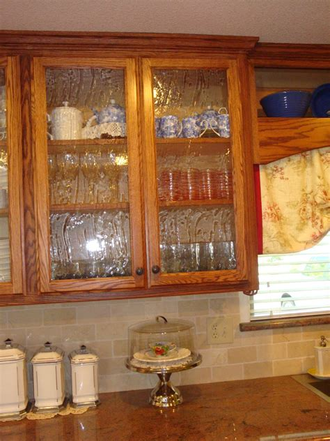 glass for cabinets home is where the is seeded glass in the kitchen