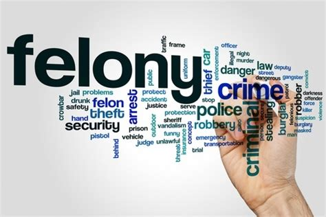 felony laws  las vegas nevada definition categories