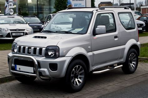Suzuki Jimny 1.3 Club (2. Facelift)