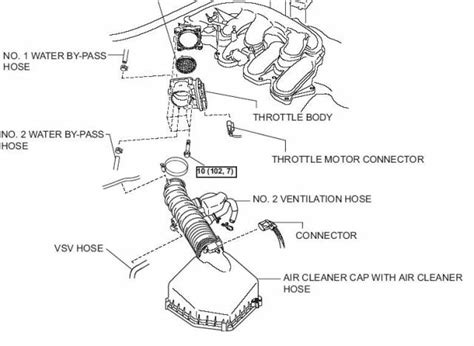 Car Engine Diagram For Intake by Is350 Throttle Clublexus Lexus Forum Discussion