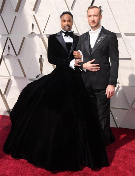 Billy Porter Speaks Out About Oscars Gown Hate You