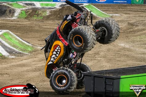 Anaheim1monsterjam2018011  Team Scream Racing