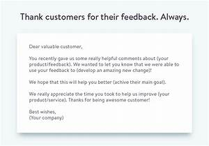 Fascinating Thank You Letter to Customers for their Business  Survivalbooks us